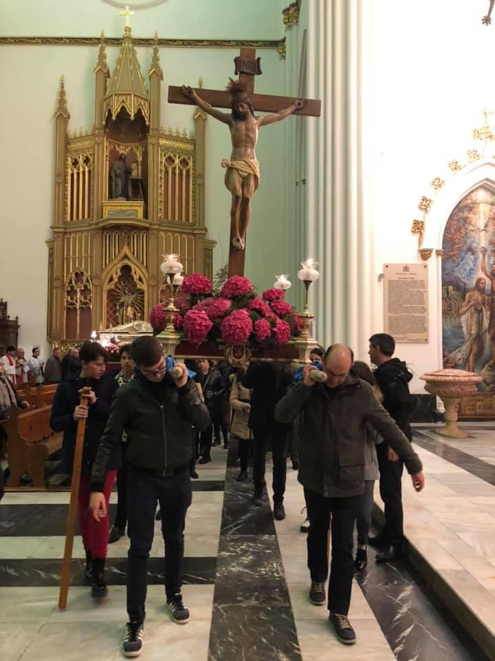 parroquia benissa cofradias