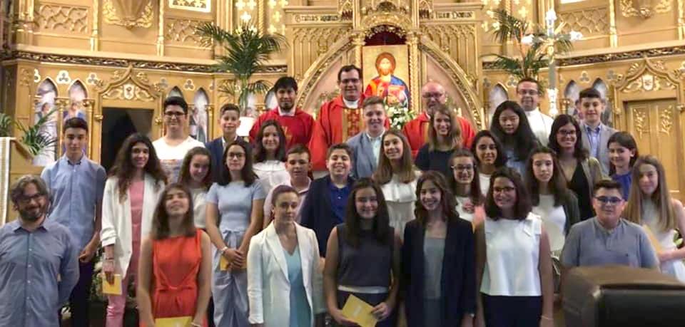 parroquia benissa confirmacion