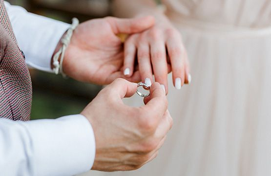 santo sacramento matrimonio